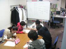 定期テスト対策授業画像